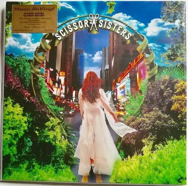 Scissor Sisters – Scissor Sisters (Pink Vinyl)